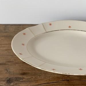 ARABIA / VIKTORIA Oval Plate