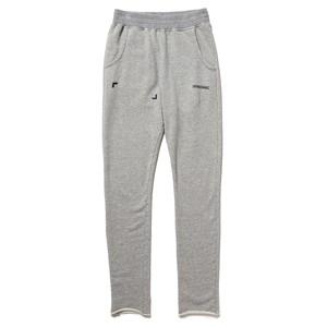 SEASONING × COLOR SWEAT PANTS - GRAY