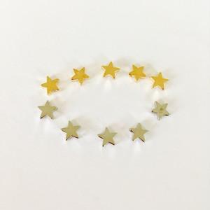 星パーツ(小)✴︎10個セット