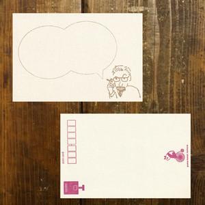 【活版印刷】ポストカード 06
