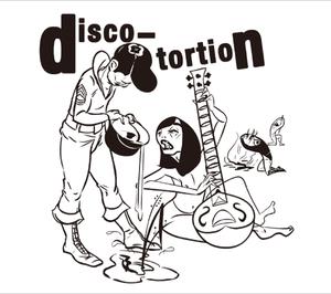 discotortion 「影切」