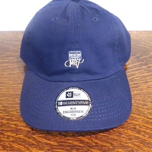M.C.W & MDV COLLABORATE BASEBALL CAP(Navy)