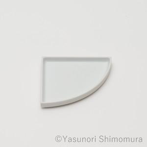 有田焼皿 | Quarter Plate white