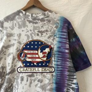 80s GRATEFUL DEAD TEE / HANES BEEFY USA製 Lサイズ