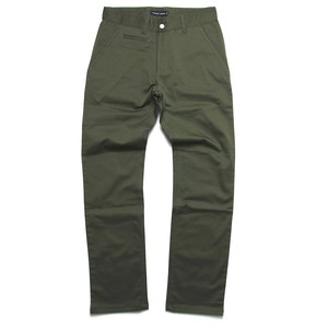 STRETCH CHINO WORK PANTS M316303 OLIVE