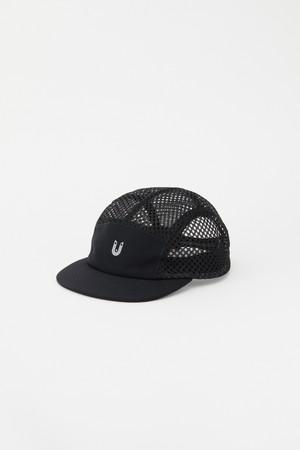 Sato Synthetic Mesh Cap: Color Black
