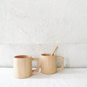 woodマグカップ
