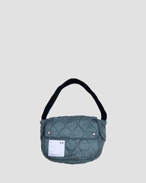 OAMC COMBAT MESSENGER BAG,GARMENT DYE Blue OABR850267