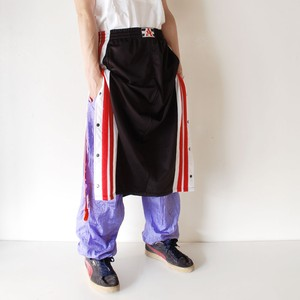 """""""on Mark,Sue going"""" snapped jogger skirt"""