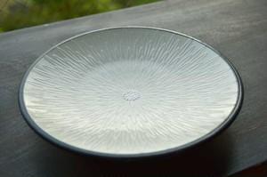 陶器・丸皿1