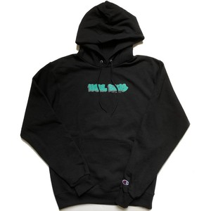 hotelblue Graff Champion Hoody black ホテルブルー パーカー