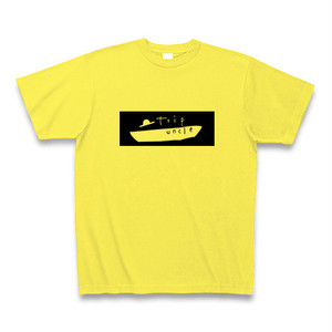 オリジナルTシャツ イエロー センターロゴVer2 【送料込み】