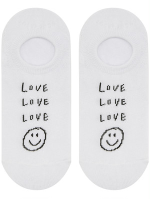 【inapsquare】COVER SOCKS LOVE