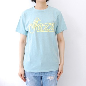"Velva Sheen ""JAZZ""TEE / MINT"