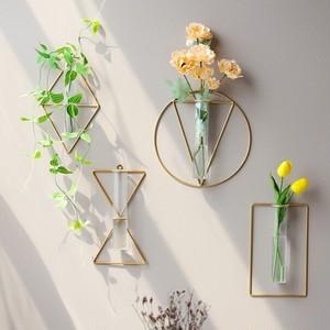 ウォールワイヤーフラワーベース(花瓶) R1244