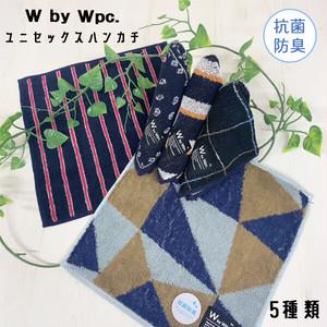 W by Wpc. ユニセックス タオルハンカチ