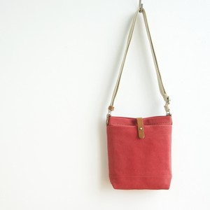 CANVAS SHOULDER S / RED
