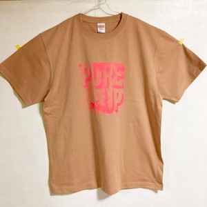 "NEW!!! Design!!! ""PURE UP"" tee men's XL"