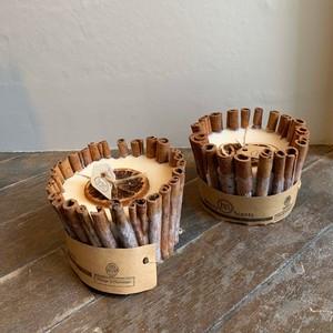 """ Beauty Scents   Soy Wax Candle   Cinnamon sticks / シナモンスティック ソイワックスキャンドル """