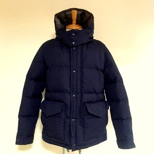 VENTILE Down Jacket(ZANTER) Navy
