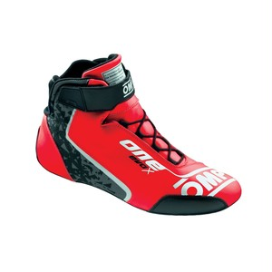 IC/806E061 ONE EVO X SHOES Red