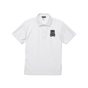 [HOLE 71] DRY POLO WHITE