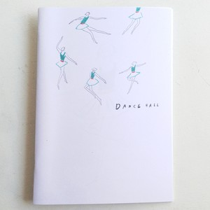 Zine 「DANCE HALL」B(送料込み)