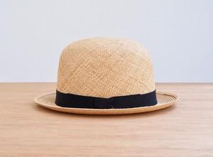 Bowler Hat - bao × raffia