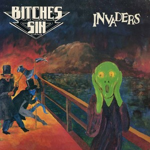 "BITCHES SIN ""The Ultimate Invaders"" (輸入盤)"
