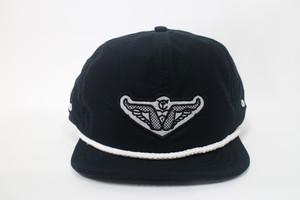 6 パネル CEWEK エンブレム CAP