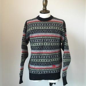 1970s Maple Springs Virgin Wool Scottish Jumper