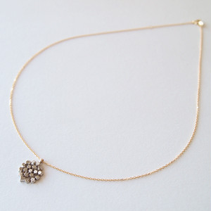 Hex necklace - round