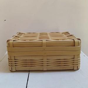 鹿児島の竹のお弁当箱