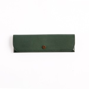 Postalco/Three Pen Case/Emerald Green【店頭在庫あり】