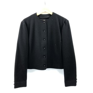 【PENDLETON】Wool NoCollar Jacket