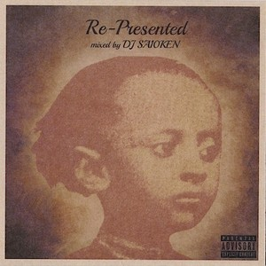 DJ SA10KEN - Re-Presented (MIX CD) Vinyliez [hiphop]