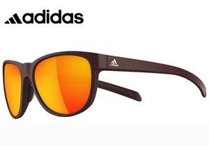 アディダス サングラス [ adidas a425 6058 WILDCHARGE ] メンズ レディース スポーツサングラス ミラーレンズ