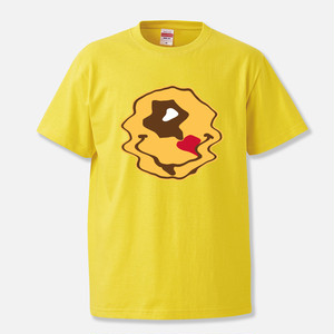 "Hexagon Eye ""ACID"" T-shirt / YELLOW(Limited Edition)"