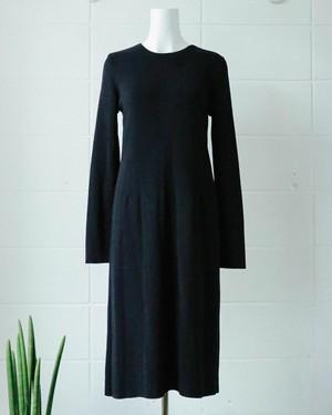 GUCCI dark navy knit dress