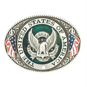 イーグル アメリカ USA 国旗 星条旗 バックル ベルト 単品 156