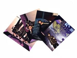 舞台「青春歌闘劇バトリズムステージWAVE」ステージ写真~天黒寺~typeB【ODSTB-BW06】