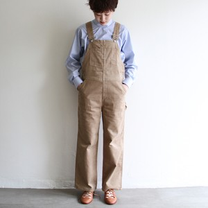 UNION LAUNCH【 womens 】corduroy overalls