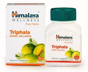 胃腸の強化 消化不良改善 ヒマラヤ トリファラ 60粒