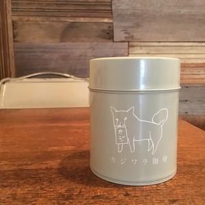 【3月21日焙煎予定】コスタリカ ブラックハニー+アースグレーカジイヌ缶