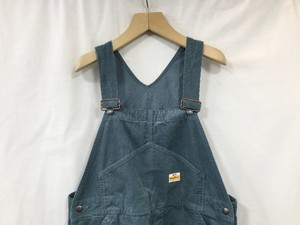 """WESTOVERALLS""""PAYDAY×WEST'S CORDUROY OVERALL """" SAX"""