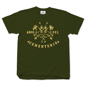 Lords Of The Cemetery army green