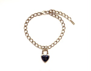 Never End Chain Choker/Necklace Black #0101 ネバー・エンド チョーカー/黒
