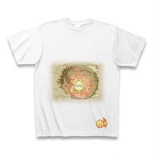 Tシャツ にじば 人間って素晴らしくてさ~full album~CD裏パッケージvar.