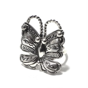 Navajo Papillon Ring by Randy Boyd
