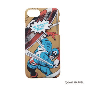 MARVEL/COMIC PARTS iPhoneケース/YY-M004 CA